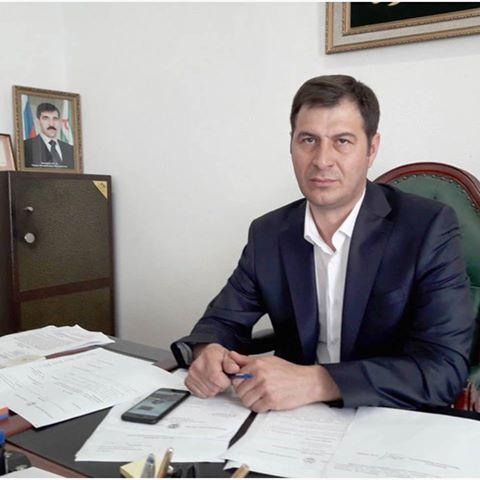 Глава МО 'Городской округ город Сунжа'