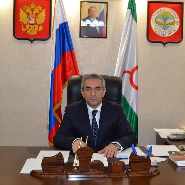 Глава Администрации МО «Городской округ город Сунжа»